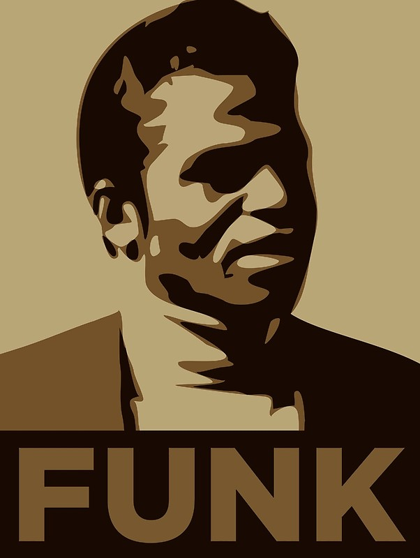 Cant Stop the Funk! Feat. JamesGetsit